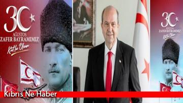 Başbakan Tatar:30 Ağustos Zafer Bayramı, Türk Tarihinin En Önemli, En Yaşamsal Askeri Başarısının Simgesidir