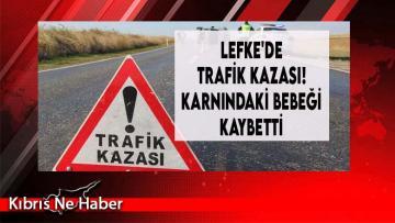 Polisten Lefke'deki Kazayla İlgili Düzeltme!