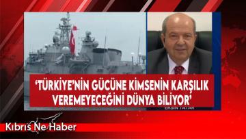'Türkiye'nin Gücüne Kimsenin Karşılık Veremeyeceğini Dünya Biliyor'