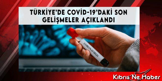 Türkiye'de Covid-19 İle İlgili Son Gelişmeler Açıklandı