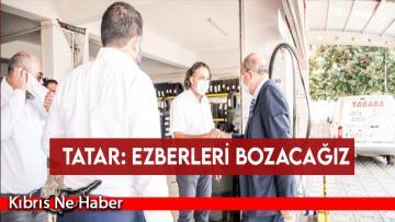 Tatar: Ezberleri bozacağız