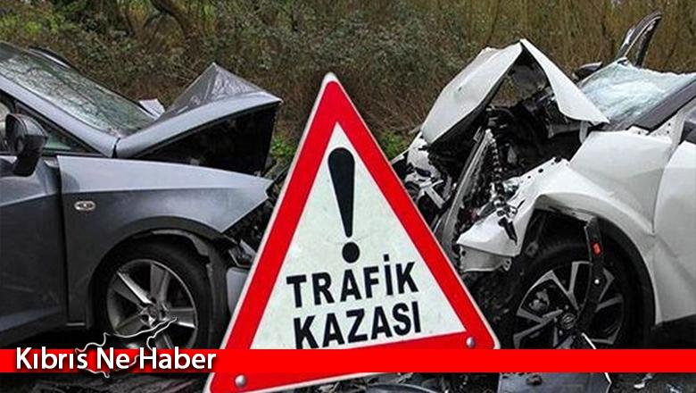Son bir haftada 73 kaza, 16 yaralı