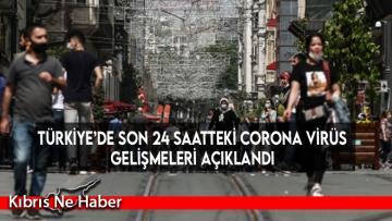 Türkiye'de vaka sayısı 9 binin altına düştü