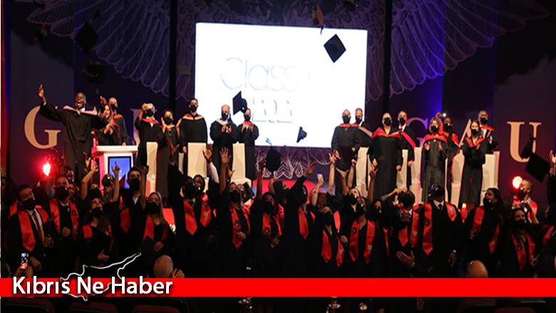 GAÜ'de mezuniyet heyecanı