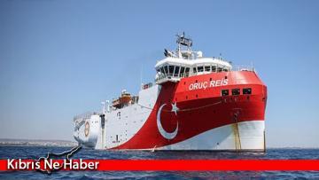 Oruç Reis'in Doğu Akdeniz'deki görev süresi uzatıldı