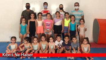 Sapsızoğlu, Erenköylü Cimnastikçilerle buluştu
