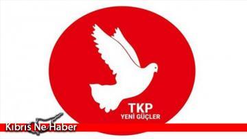 TKP Yeni Güçler'den güç ve eylem birliği çağrısı