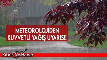 Hafta Başından İtibaren Sağanak Yağış ve Kuvvetli Rüzgar Görülecek