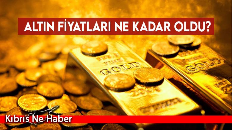 Altın kaç liradan satılıyor?