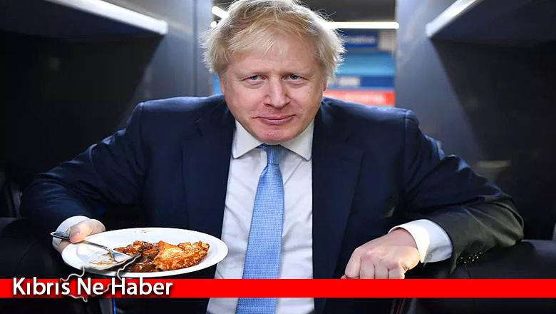 Boris Johnson: En sevdiğim sağlıklı yiyecek kebap!