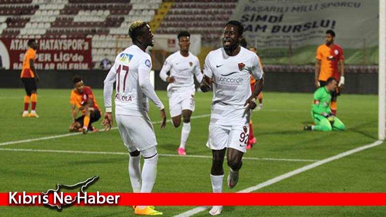 Hatayspor 3-0 Galatasaray