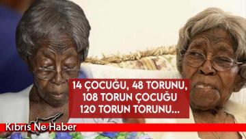 Tam 116 yaşındaydı…