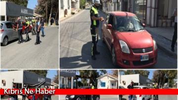 84 kişi sokağa çıkma yasağını ihlal etti, 10 kişi parti düzenledi