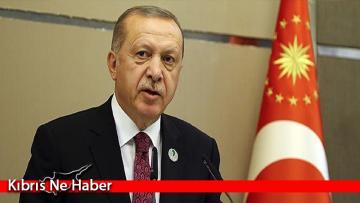 Erdoğan'ın Kıbrıs vurgusu dikkat çekti