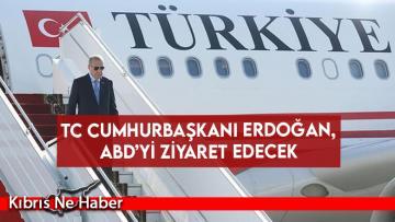 Son dakika! TC Cumhurbaşkanı Erdoğan, ABD'yi ziyaret edecek