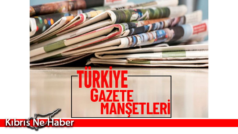Türkiye Gazetelerinin Manşetleri – 14 Ekim 2021
