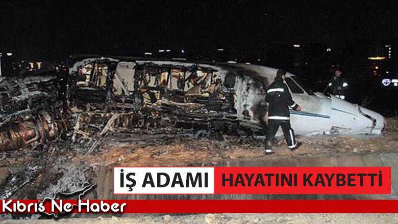 İŞ ADAMI VE AİLESİ HAYATINI KAYBETTİ!