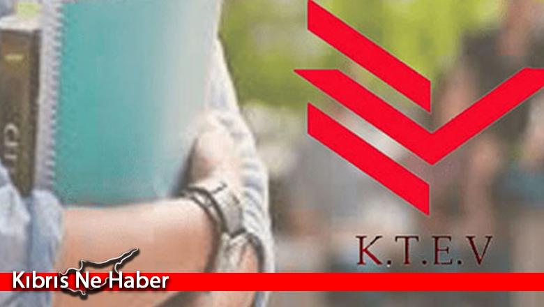 KTEV, bu yıl destek bursu almaya devam edecek öğrencileri açıkladı
