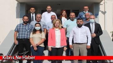 Bakan Canaltay: Serdarlı bölgesindeki yol altyapısının iyileştirilmesi için çalışma başlatılacak