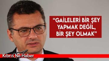 Erhürman'dan Tatar'a: Cumhurbaşkanı olarak CTP'yi kucaklamak yerine saldırdınız