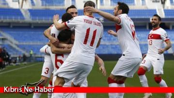 Türk A Milli Futbol Takımı Norveç karşısında