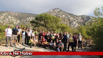 Famagusta Hiking Club Yeni Sezona Mersinlikte Başladı.